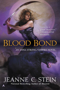 Blood Bond Cover