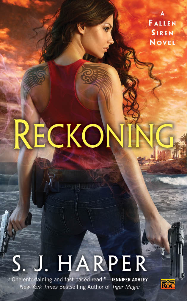 Reckoning (Fallen Siren Series, Book 2) by S.J. Harper